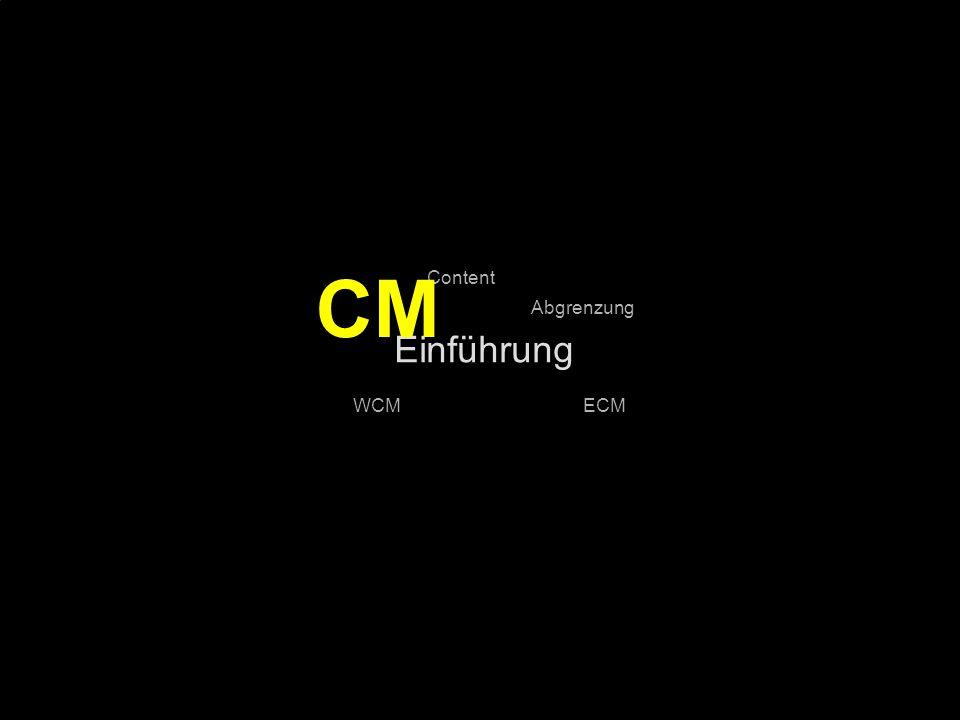 12 Kernpunkt Kompetenztag ECM 2.0. Dr. Ulrich Kampffmeyer PROJECT CONSULT Unternehmensberatung Dr.