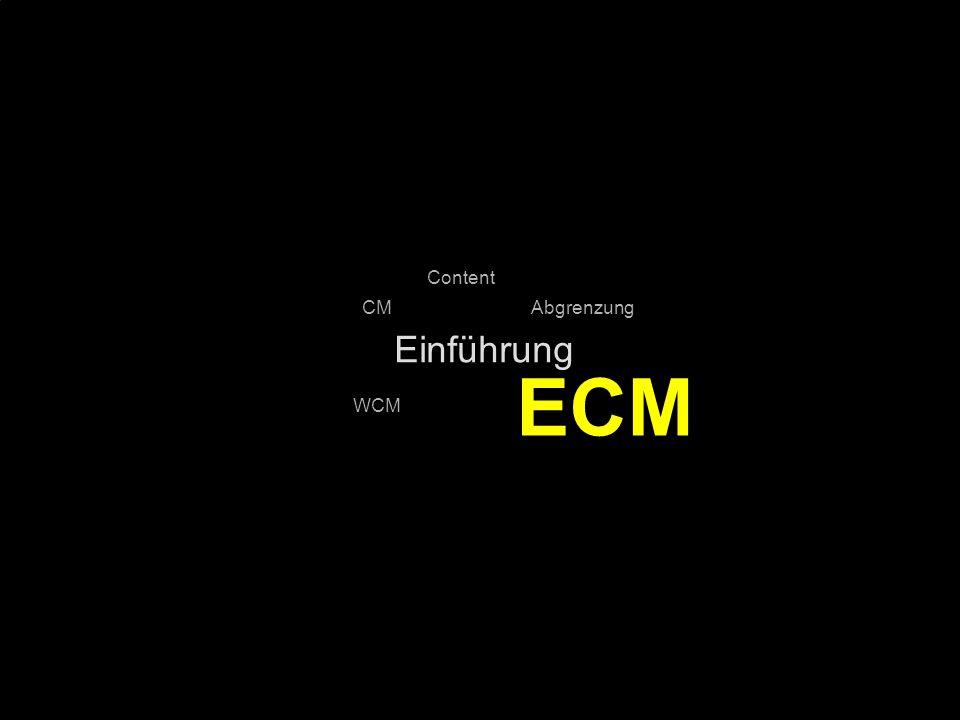 14 Kernpunkt Kompetenztag ECM 2.0. Dr. Ulrich Kampffmeyer PROJECT CONSULT Unternehmensberatung Dr.