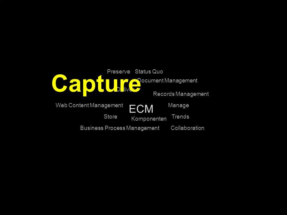 26 Kernpunkt Kompetenztag ECM 2.0. Dr. Ulrich Kampffmeyer PROJECT CONSULT Unternehmensberatung Dr.