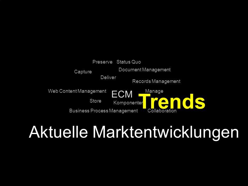 48 Kernpunkt Kompetenztag ECM 2.0. Dr. Ulrich Kampffmeyer PROJECT CONSULT Unternehmensberatung Dr.