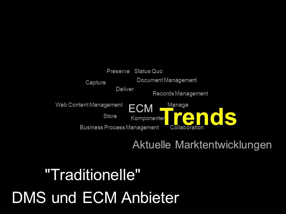 50 Kernpunkt Kompetenztag ECM 2.0. Dr. Ulrich Kampffmeyer PROJECT CONSULT Unternehmensberatung Dr.