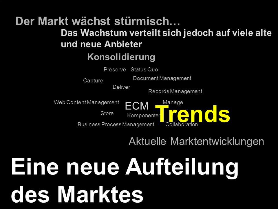 71 Kernpunkt Kompetenztag ECM 2.0. Dr. Ulrich Kampffmeyer PROJECT CONSULT Unternehmensberatung Dr.