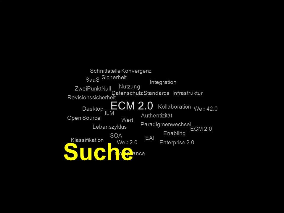 90 Kernpunkt Kompetenztag ECM 2.0. Dr. Ulrich Kampffmeyer PROJECT CONSULT Unternehmensberatung Dr.