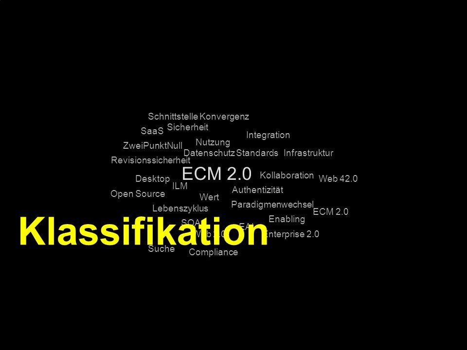 91 Kernpunkt Kompetenztag ECM 2.0. Dr. Ulrich Kampffmeyer PROJECT CONSULT Unternehmensberatung Dr.