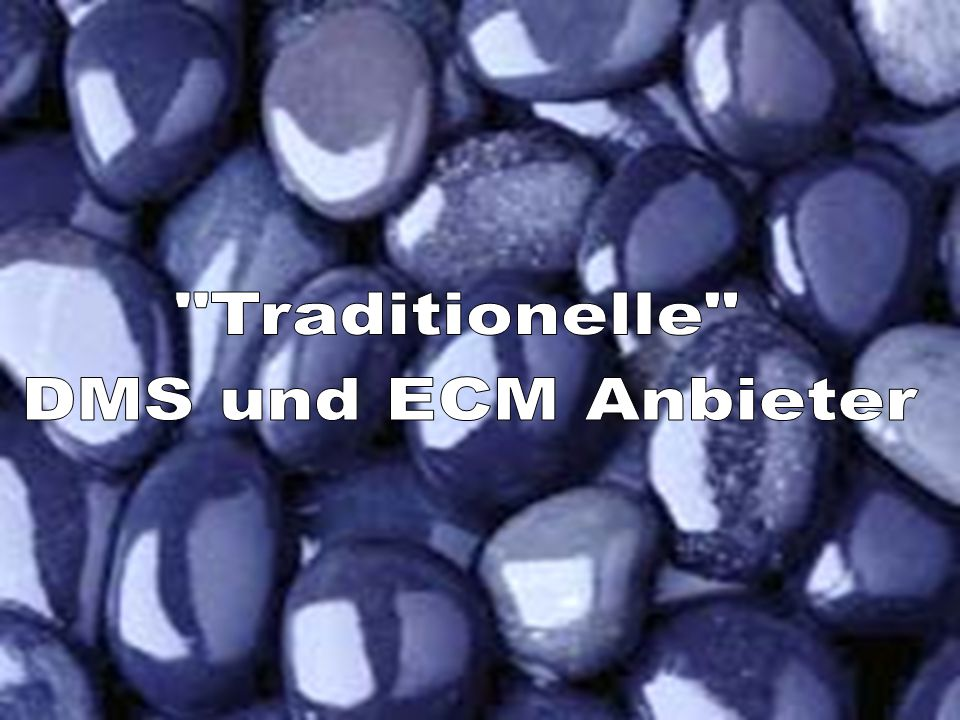 30 Coextant Enterprise Content Management: Status Quo und Zukunft Dr. Ulrich Kampffmeyer PROJECT CONSULT Unternehmensberatung Dr. Ulrich Kampffmeyer G