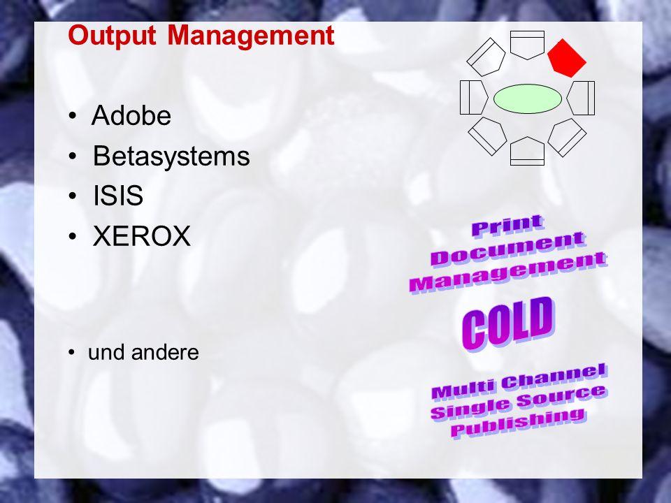 35 Coextant Enterprise Content Management: Status Quo und Zukunft Dr. Ulrich Kampffmeyer PROJECT CONSULT Unternehmensberatung Dr. Ulrich Kampffmeyer G