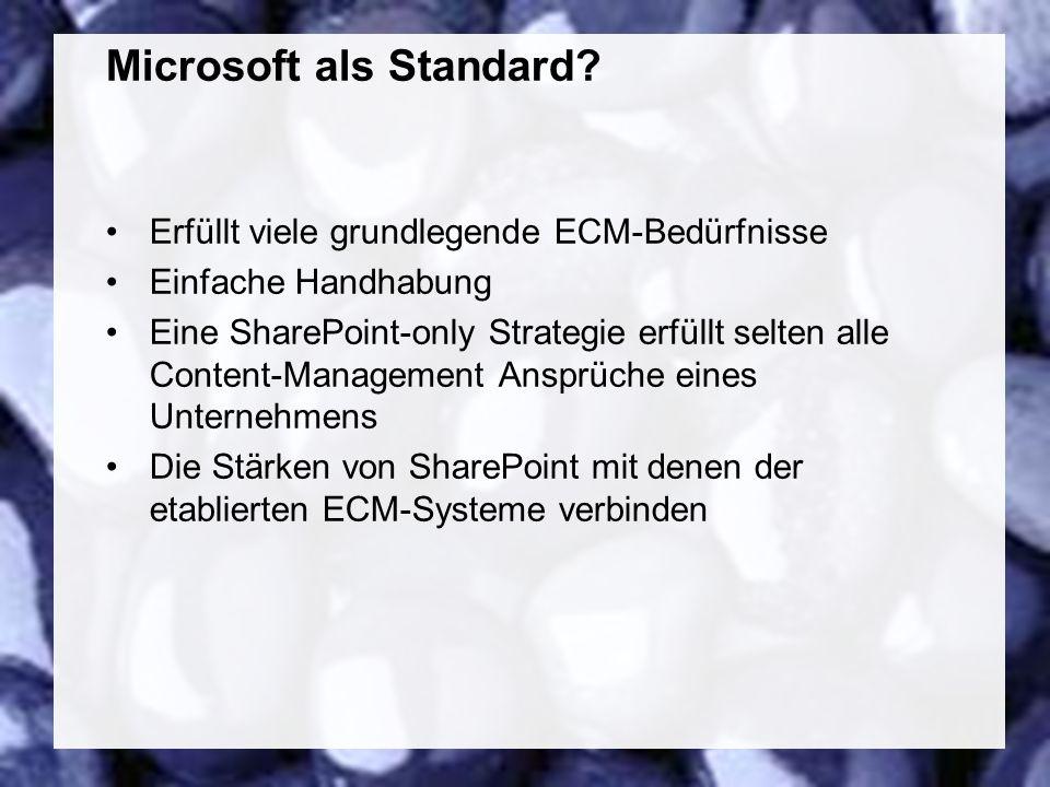 52 Coextant Enterprise Content Management: Status Quo und Zukunft Dr. Ulrich Kampffmeyer PROJECT CONSULT Unternehmensberatung Dr. Ulrich Kampffmeyer G