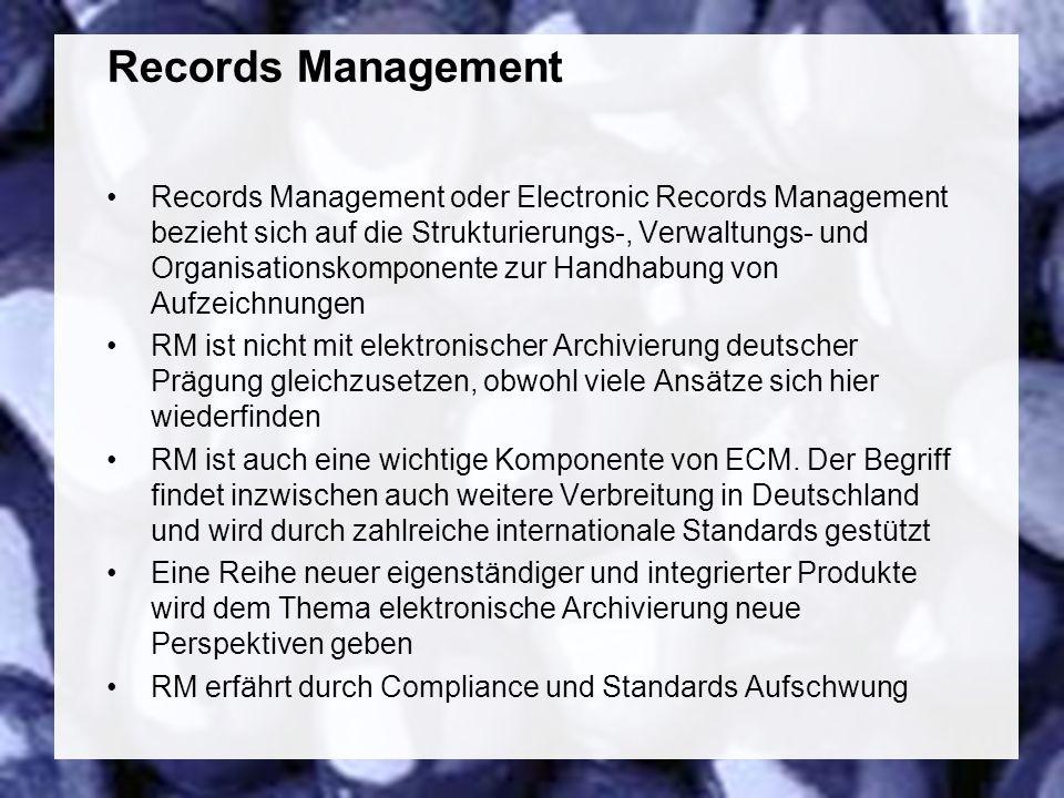 56 Coextant Enterprise Content Management: Status Quo und Zukunft Dr.