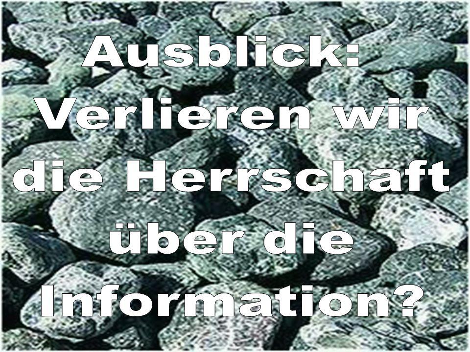68 Coextant Enterprise Content Management: Status Quo und Zukunft Dr. Ulrich Kampffmeyer PROJECT CONSULT Unternehmensberatung Dr. Ulrich Kampffmeyer G