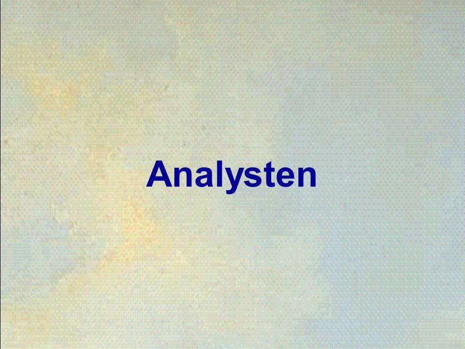 Analysten