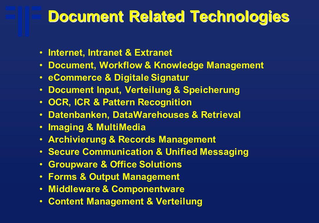 Der neue Dokument-Begriff