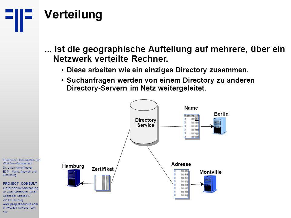 192 Euroforum: Dokumenten- und Workflow-Management Dr.