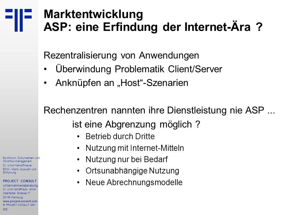 202 Euroforum: Dokumenten- und Workflow-Management Dr.