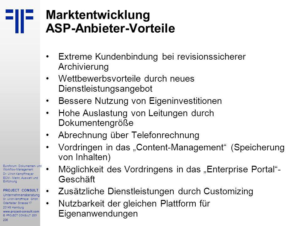 206 Euroforum: Dokumenten- und Workflow-Management Dr.