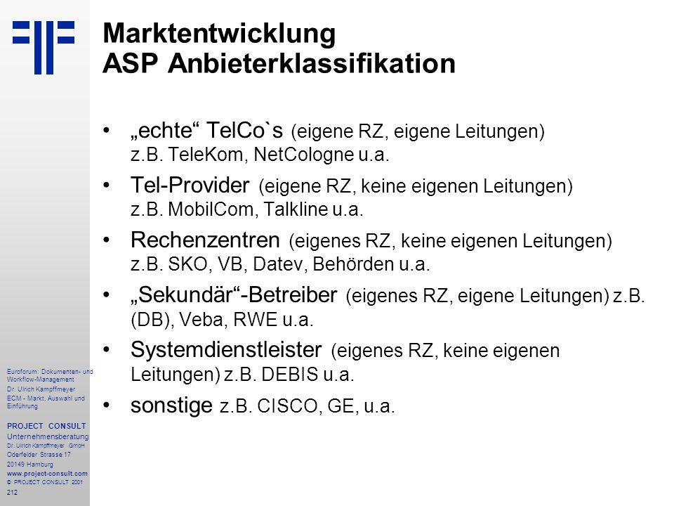 212 Euroforum: Dokumenten- und Workflow-Management Dr.