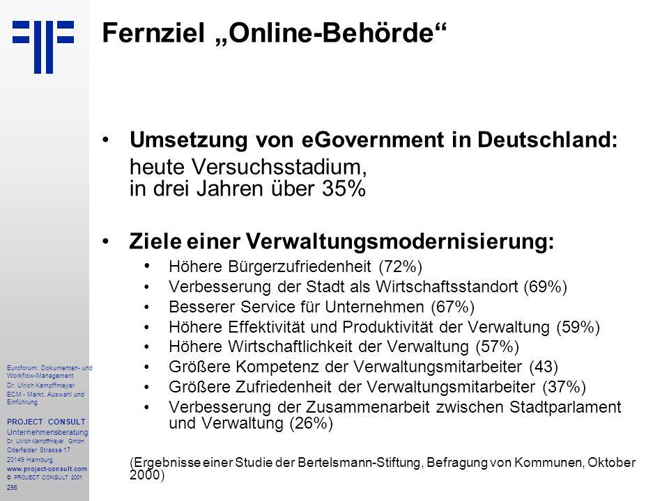 296 Euroforum: Dokumenten- und Workflow-Management Dr.