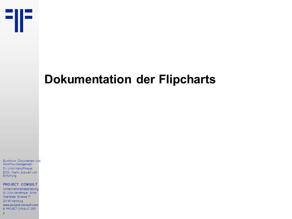 2 Euroforum: Dokumenten- und Workflow-Management Dr.