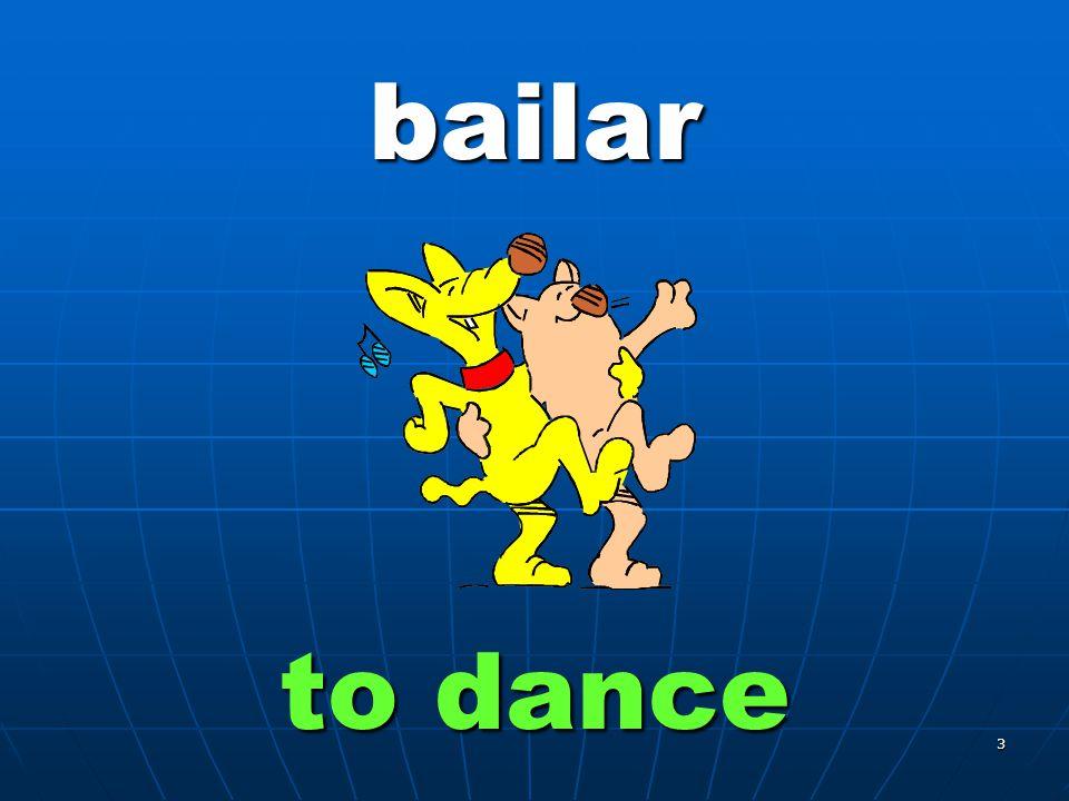 3 bailar to dance