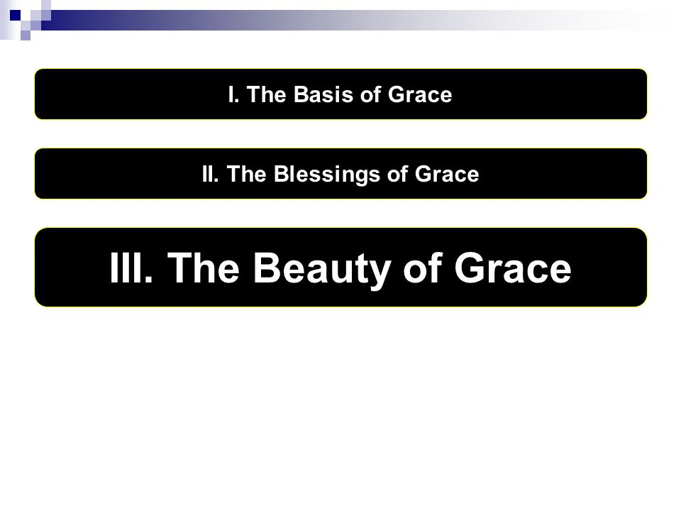 Lk.4:…22 Could refer to His charm, winsome words, oratory Context goes deeper Words of grace about grace Words of grace about grace Is.61:1-3 } Today this Scripture is fulfilled in your hearing