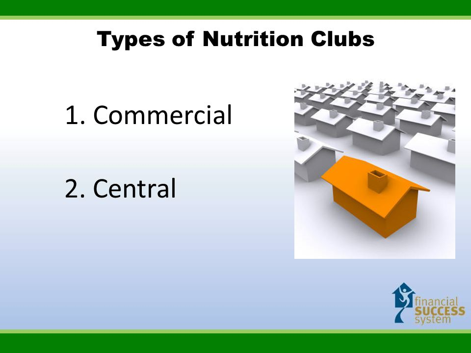 Steps for Becoming a NC Owner Complete Club Introduction Module in FSS EBC Visit 3 Nutrition Clubs DECIDE to be NC Owner Complete NC Training Modules through Club Owners in FSS EBC Attend the next 4 Week Herbalife Basic Training Attend NC University for Operators and Owners Confirm min.