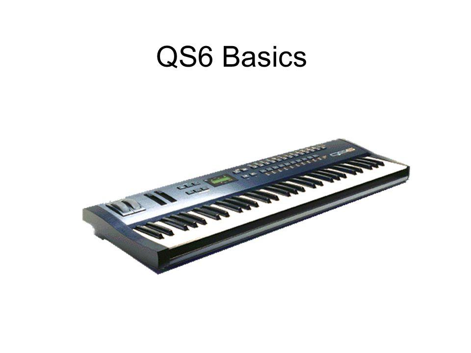 QS6 Basics