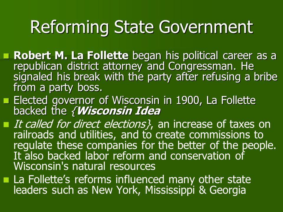 Robert M. La Follette