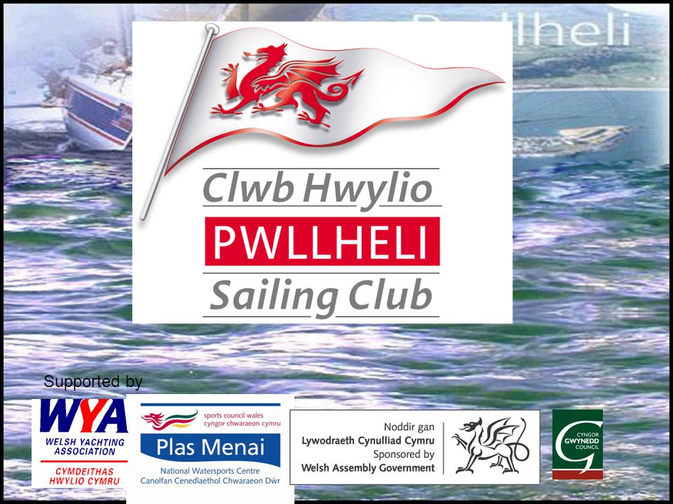 Croeso - Welcome Pwllheli is the unofficial capital of The Llyn Peninsula, in Northwest Wales.