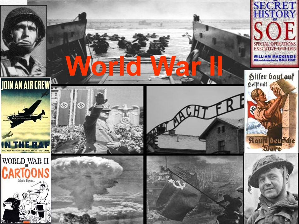 Japan attacks Pearl Harbor. America enters WWII. December 7, 1941