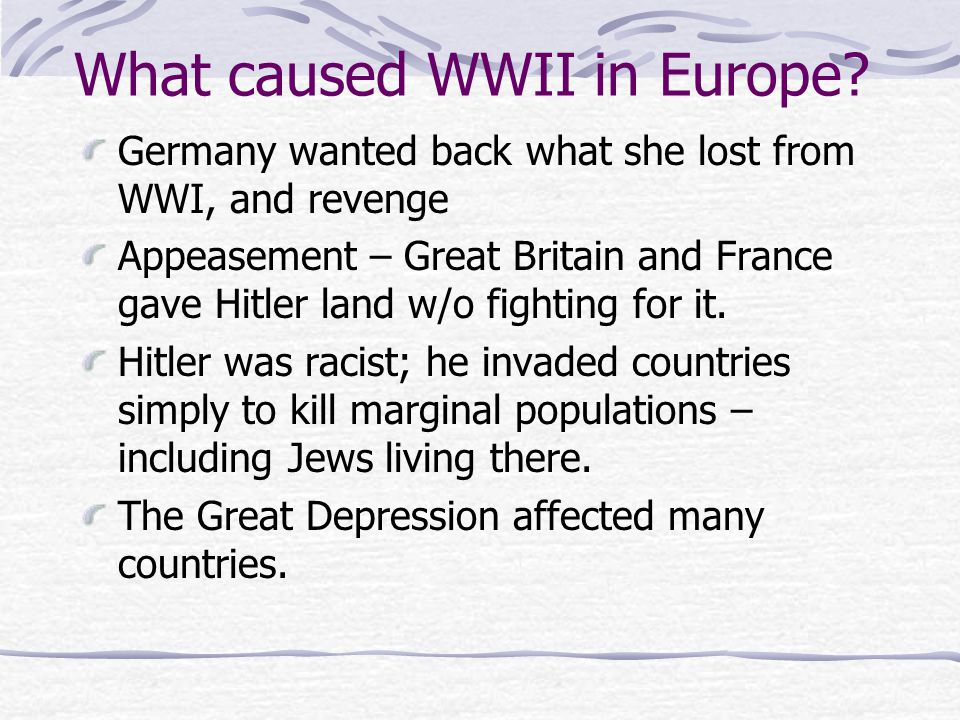 Treaty of Versailles – end of WWI The main points of the Treaty [BRAT] 1.