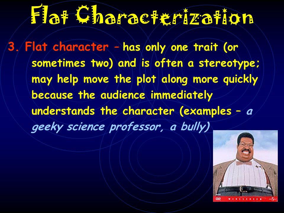 Flat Characterization 3.