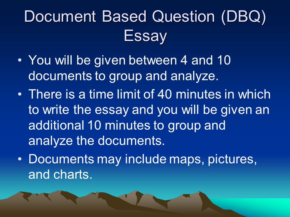 How do you analyze the documents.You must look for and state three (3) points of view (POV's).