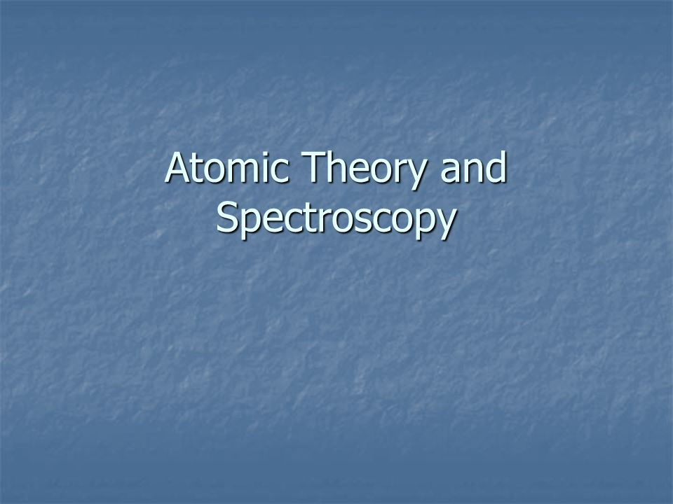 Particle Theory Release of a photon