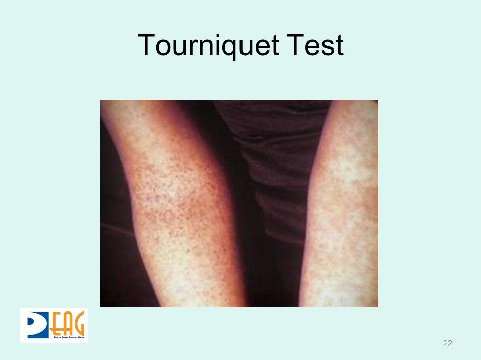 Tourniquet Test 22
