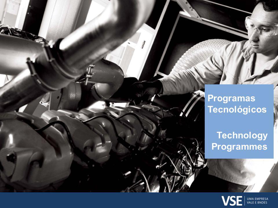 Technology Programmes Programas Tecnológicos