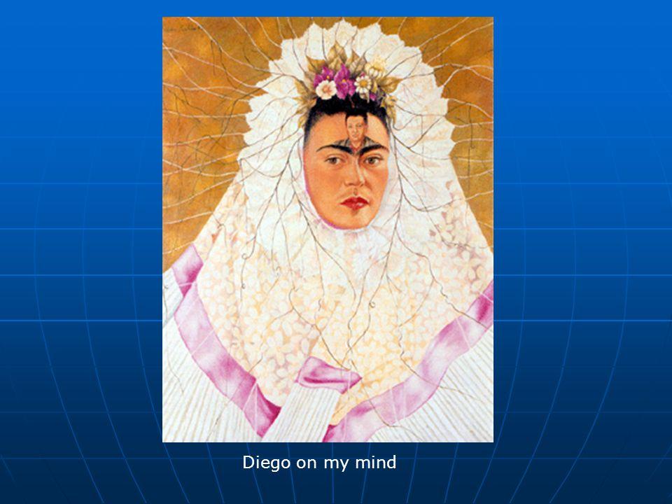 Diego on my mind