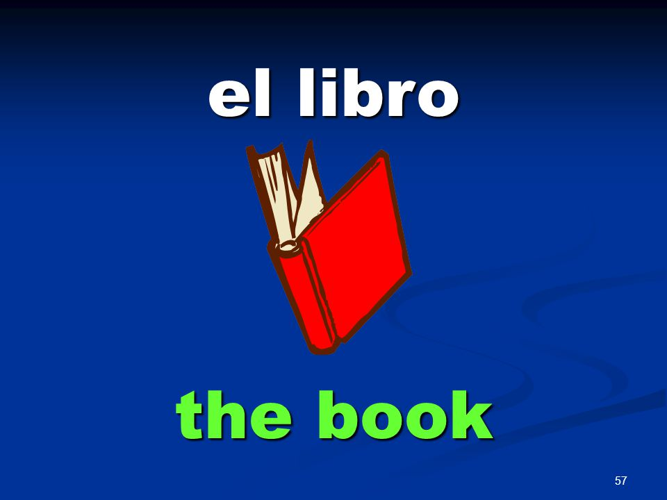 57 el libro the book