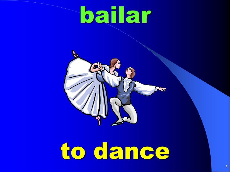 5bailar to dance