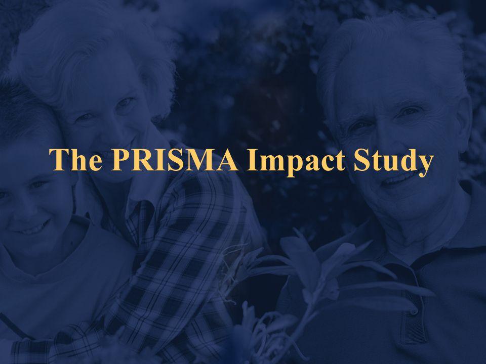 The PRISMA Impact Study
