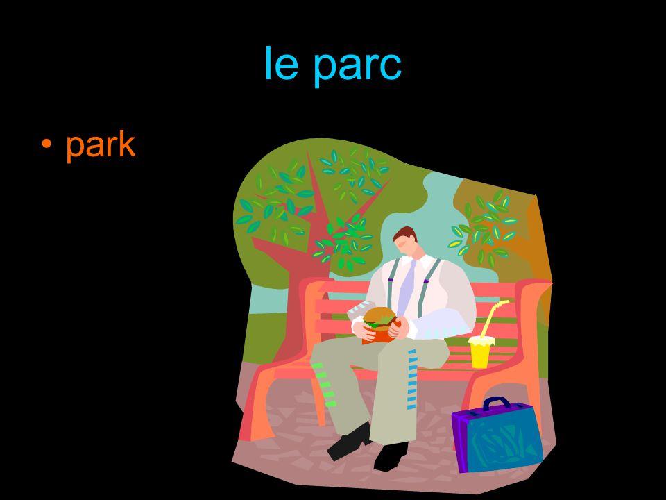 le parc park