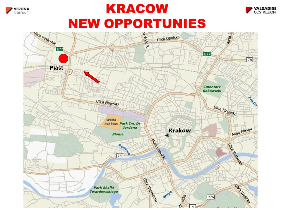 KRACOW NEW OPPORTUNIES Piast