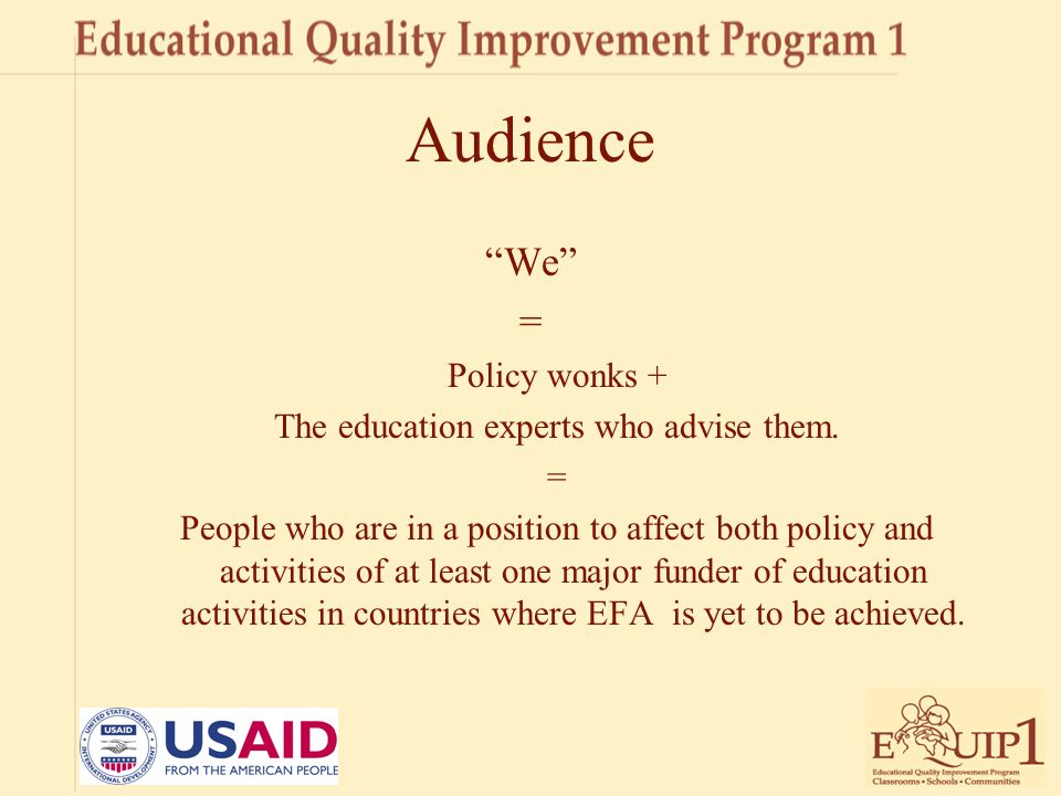 Why should USAID care about early grades reading.