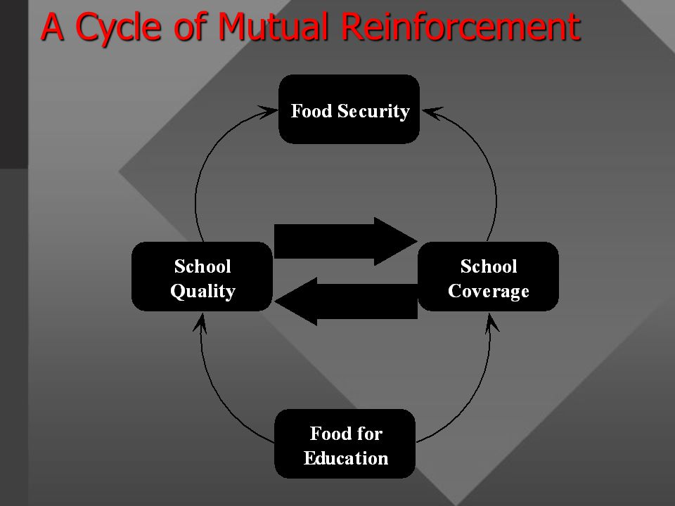 A Cycle of Mutual Reinforcement