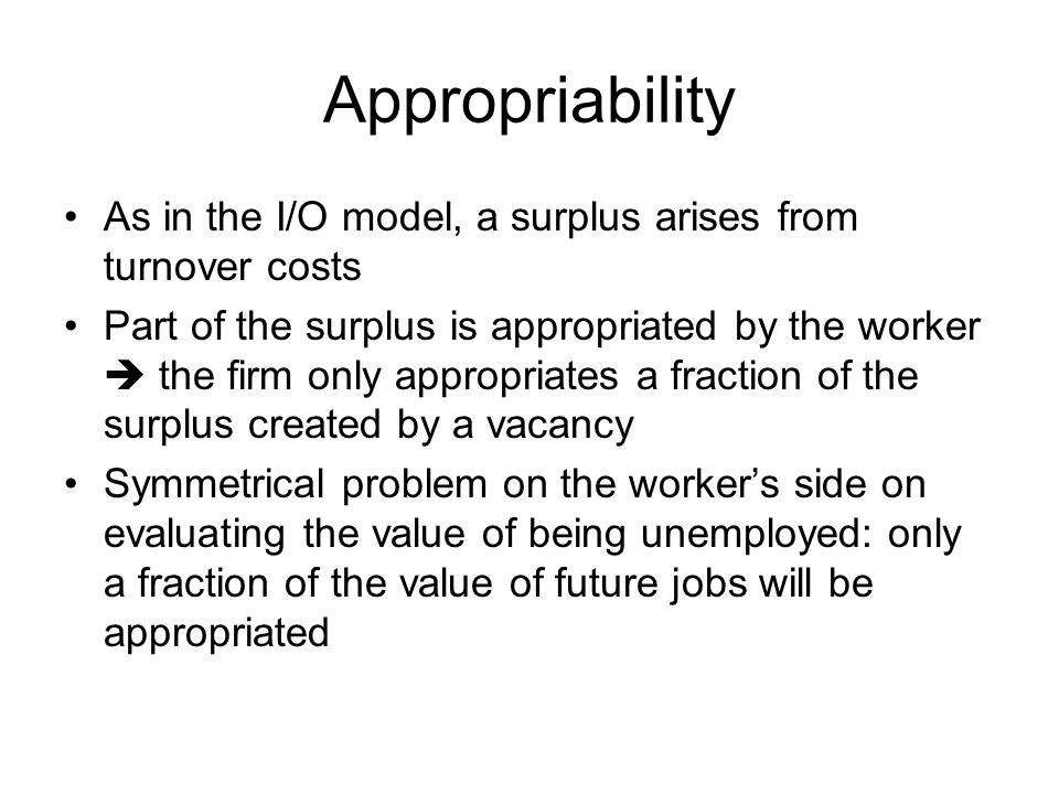 Assume eqm θ is efficient: