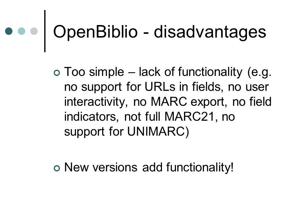 Windows platform We use additionally a simple PHP/MySQL server – Uniserver .