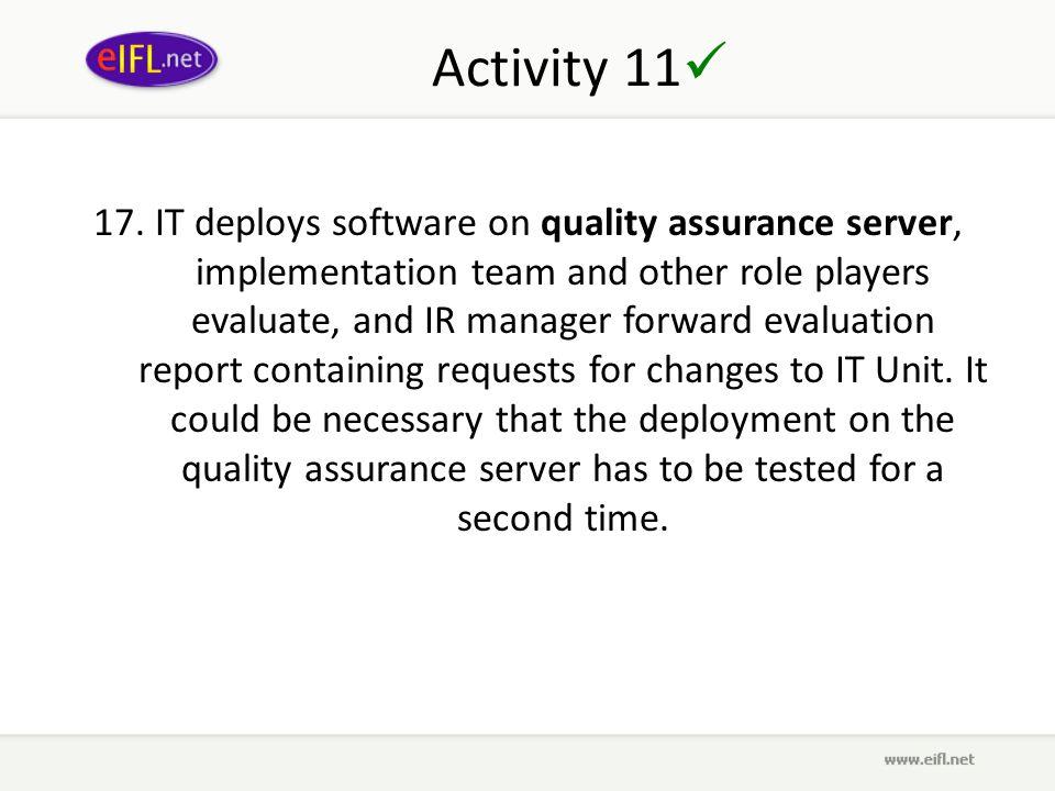 Activity 11 17.