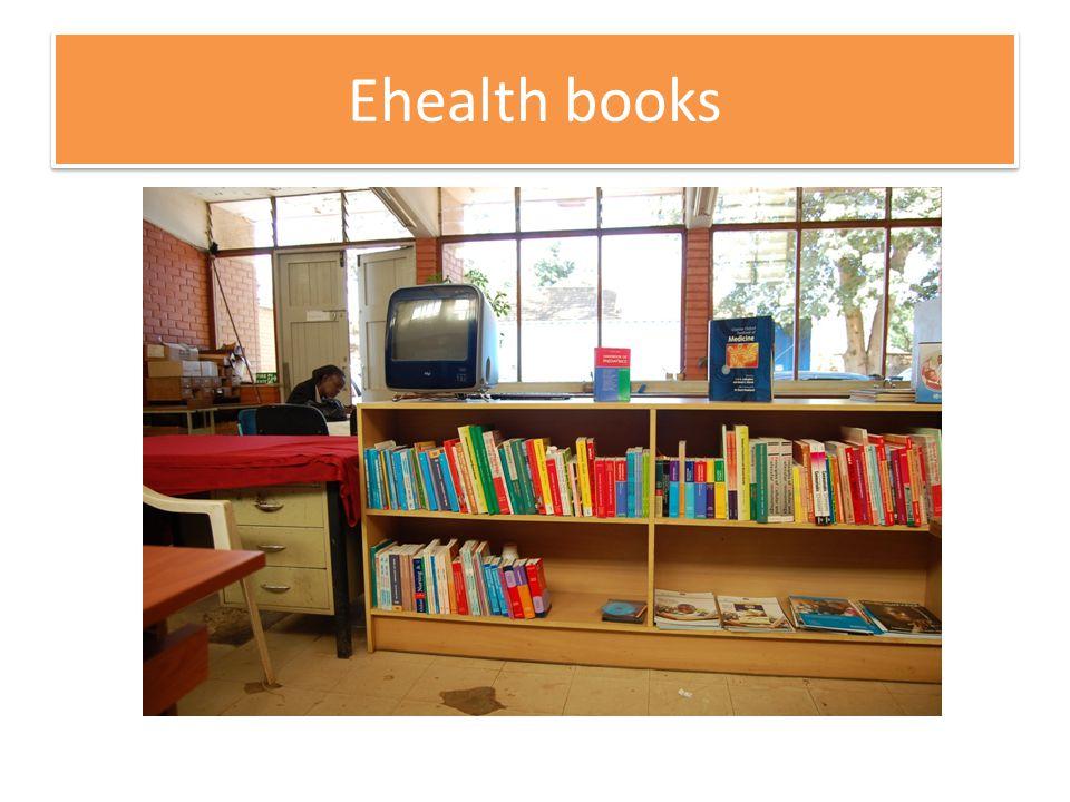 Ehealth books