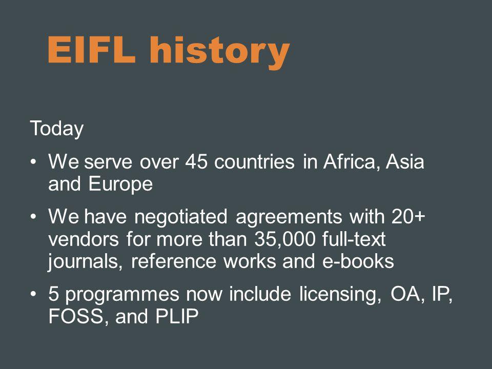 Perception study EIFL-PLIP commissioned research into perceptions of public libraries in Tanzania, Ethiopia, Ghana, Kenya, Zimbabwe and Uganda.