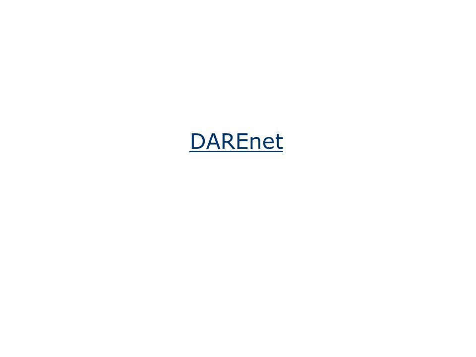 DAREnet