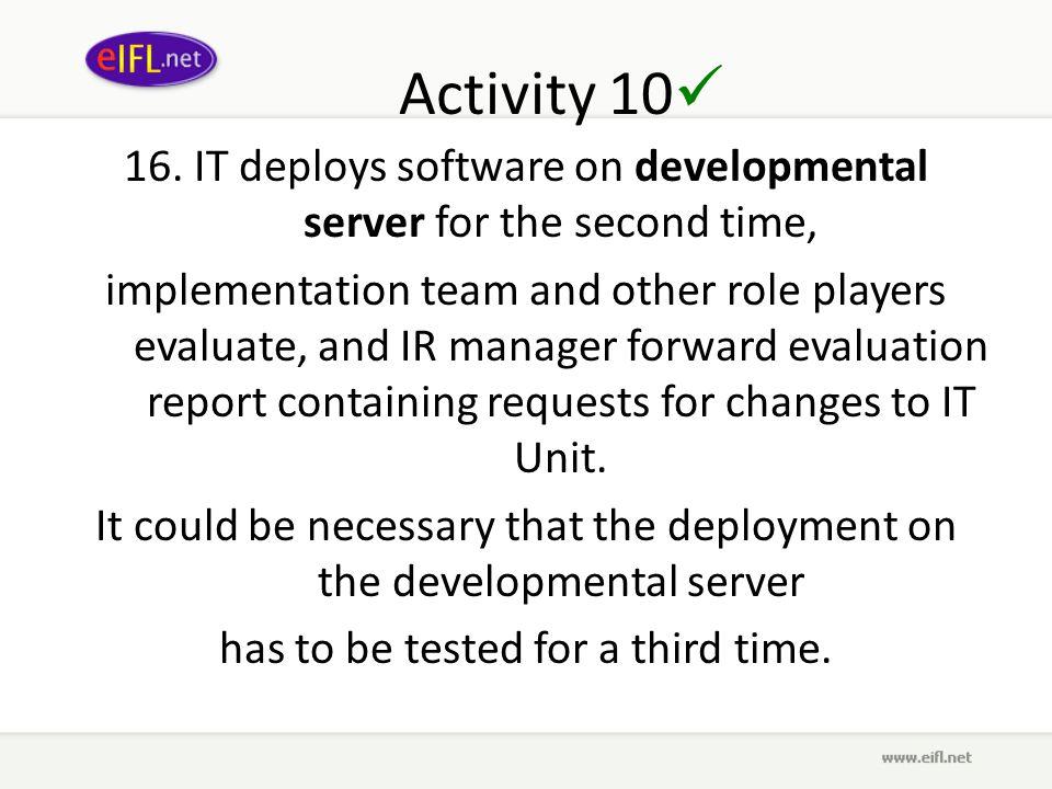 Activity 10 16.