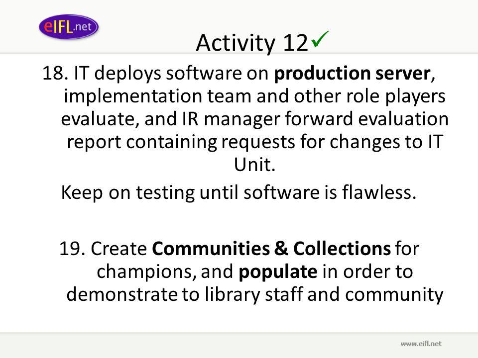 Activity 12 18.